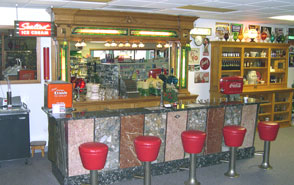 Liquid Carbonic soda fountain from Buffalo Center Iowa